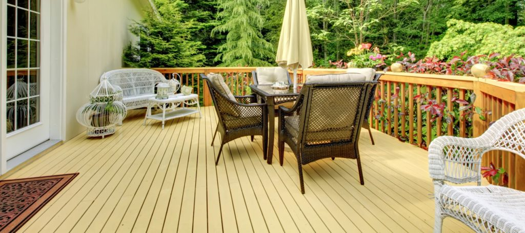 Raleigh Deck Restoration Services